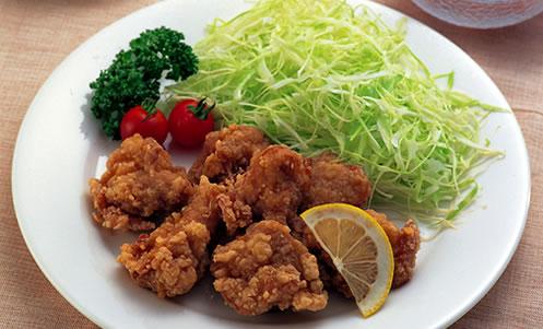和風鶏の唐揚げ レシピ