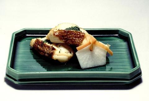 鯛(たい)の若狭焼き レシピ