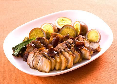 豚肉とゆで卵の煮物 レシピ