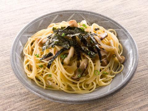 和風きのこスパゲティー レシピ