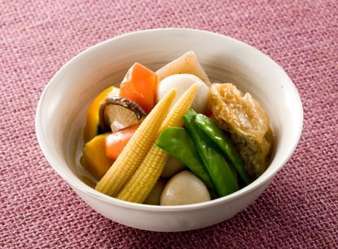 お煮〆 レシピ