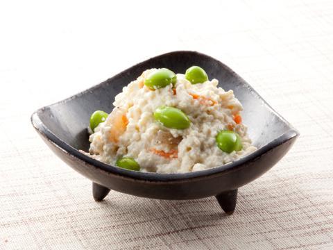 枝豆の白あえ レシピ