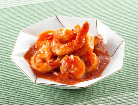 海老のチリソース レシピ