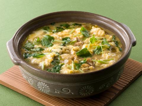 鶏の柳川風 レシピ