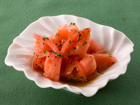 トマトが美味しいうまだれ レシピ