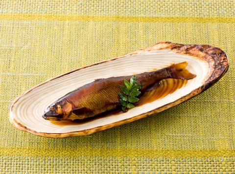 鮎の甘露煮 レシピ