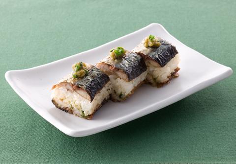 焼きさんま寿司 レシピ