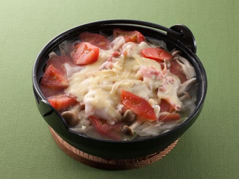 トマト鍋 レシピ