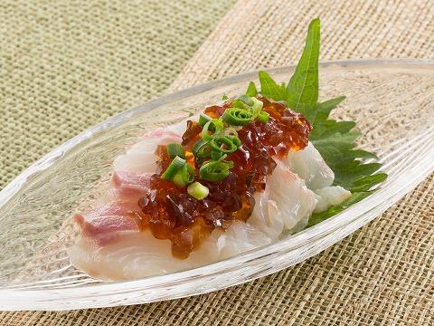 刺身用ポン酢ジュレ レシピ