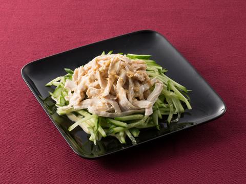 棒々鶏(バンバンジー) レシピ