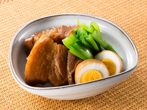 豚バラの角煮 レシピ