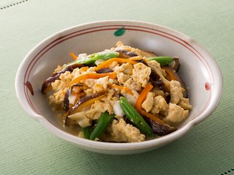 炒り豆腐 レシピ